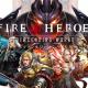 グローバルシステムズ、スマホ向け新作MMORPG『ファイアーヒーローズ』の事前登録を開始!
