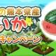 SEモバイル&オンライン、『ハッピーベジフル』で「吉永農園の熊本県産 すいか」が当たるプレゼントキャンペーンを開催!