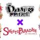 NHN PlayArt、『DAME×PRINCE』の1周年を記念した初のコラボカフェを「スイーツパラダイス 上野ABAB店」にて3月10日より実施