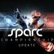 CCP、VRスポーツ『SPARC』をアップデート PSVRやOculusとのクロスプラットフォームも