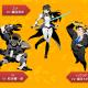 スクエニ、3on3アクションゲーム『フレイム×ブレイズ』の事前登録者数が3万人を突破 エージェント紹介動画第2弾を公開