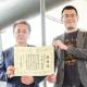 Yostar、神奈川県横須賀市に企業版ふるさと納税で1500万円を寄附し、横須賀市長より感謝状を贈呈
