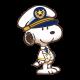 カプコン、『スヌーピー ライフ』で空港モチーフの衣装やオブジェをゲットできるイベント開催! パイロット&客室乗務員に変身できちゃう