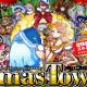 アソビズム、『ドラゴンポーカー』でサービスダンジョン「X'masTown」を12月2日より開催 クリスマス限定の「サンタフェアリー」を手に入れよう