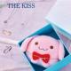 バンダイ アパレル事業部、『アイドリッシュセブン』とジュエリーブランド「THE KISS」のコラボリングとネックレスの予約受付を実施中!