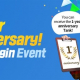 Netmarble、モバイルフィッシングゲーム『フィッシングストライク』でサービス開始1周年を記念したイベントを本日より開催!