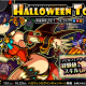 アソビズム、『ドラゴンポーカー』で10月1日からサービスダンジョン「HalloweenTown」を開催