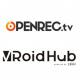 CyberZ、「OPENREC」でピクシブの「VRoid Hub」と連携した3Dキャラクターを活用したゲーム実況配信支援ツールをリリース