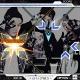 カプコン、iOS『CROSS×BEATS』でダンスボーカルユニット・HighLux仕様のゲームスキンが手に入るシリアルコードを公開