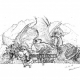 カプコン、『モンスターハンターワールド:アイスボーン』と鳥取市のコラボが決定! おなじみのモンスターたちの巨大な砂像を約1ヵ月展示