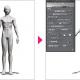 セルシス、「CLIP STUDIO PAINT」で機械学習を活用した「ポーズスキャナー」実装…写真に写っている人物のポーズを読み取り3Dデッサン人形に適用可能に