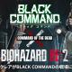 カプコン、『BLACK COMMAND』で『バイオハザード RE:2』とのコラボイベント開始 レオンとクレアが自分のPMCに入隊する!!