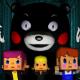 UUUM、『脱獄ごっこ』で地域応援プロジェクト「ゲームでご当地観光キャンペーン」を開始 第一弾は熊本県「くまモン」とコラボ!