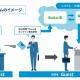 JR東日本とPhotosynth、Suicaを使った入退館システムを実証実験を2月より開始!