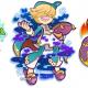 """セガゲームス、『ぷよぷよ!!クエスト』で新キャラ「まっくらやみのヴァハト」「真理の賢者ネロ」「カロン」が登場する""""ぷよフェス""""を9月1日より開催!"""