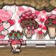 ビーワークス、『なめこの巣』でイベント「王侯貴族のバレンタイン」を開催! バレンタインにちなんだ「ごほうび」をもらおう