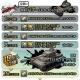 サクセス、賞金稼ぎRPG『メタルサーガ ~荒野の方舟~』の事前登録を開始…登録数10万人突破で戦車「バルバロッサ」が手に入る
