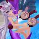 X-LEGEND、『幻想神域 -Link of Hearts-』で「【常夏の新月】シンシア(CV:釘宮理恵)」が再登場するピックアップキャンペーンを開催