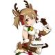 バンナム、『SAOコード・レジスタ』で、サンタコスチュームのアスナやシリカが手に入るレアスカウトを実施 クリスマスイベントも開催!