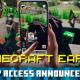 マイクロソフト、AR機能を使った『マインクラフトアース』のアーリーアクセスを10月に開始!!