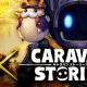 Aiming、本日開催予定の『CARAVAN STORIES』×『戦国大河』コラボを明日に延期 App Storeでの障害で 最終確認中に問題も