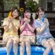 アニプレックス、麻倉ももさん、雨宮天さん、夏川椎菜さんを起用した『マギアレコード』2周年CMを明日より放映開始! そうめん篇と水遊び篇、花火篇を制作!