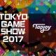 タップジョイ、「東京ゲームショウ 2017」のビジネスデイにブース出展 ものまね芸人のリトル清原さんとニッチローさんがゲストで登場