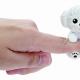セガトイズ、コミュニケーション可能な世界最小級ペット玩具「ゆびわんこ」10月31日に発売
