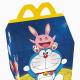マクドナルド、ハッピーセット「ドラえもん」を3月8日から期間限定で販売開始!