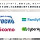 サイバーエージェント、伊藤忠、ファミマ、ドコモと購買データを活用したデジタル広告会社「データ・ワン」設立
