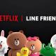 LINE FRIENDS、「Netflix」と組み「BROWN & FRIENDS」の3Dアニメを世界展開へ
