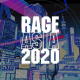 CyberZとエイベックス、テレ朝、国際eスポーツイベント「RAGE ASIA2020」を8月29日、30日に開催…「Apex Legends」と「荒野行動」を採用