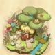 Nooslab、牧場経営シミュレーションゲーム『Sheepfarm In Sugarland』の事前登録を開始 配信開始は9月6日の予定