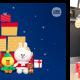 LINE Friends、原宿のフラッグシップストアでLINEキャラクターがクリスマス仕様となって勢ぞろいする「HAPPY HOLIDAYS」を開始!