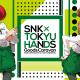 SNK、「SNK×東急ハンズ グッズキャラバン」を15日より開催決定! 描き下ろし限定グッズ販売やNEOGEO miniの試遊を実施