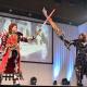 【グラブルサマーフェス大阪⑨】人気の四騎士が集結! ルリア&カタリナも登場したコスプレショー写真レポート