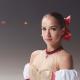 アニプレックス、女子フィギュア金メダリストのザキトワ選手を『マギアレコード』1周年CMに起用! 「まどか」が魔法少女に変身していく姿を華麗に表現