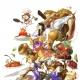 スクエニ、今秋配信予定の新作『グランマルシェの迷宮』の事前登録を開始 ゲーム内で流れるオープニングアニメを先行公開!