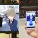 Live2Dクリエイターのためのイベント「alive 2016」でVRデモ「Live2D 保健室」が展示 360°全方位の2D表現を実現