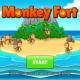 スタジオハーベスト、南国気分でサルを操るディフェンスゲーム『Monkey fort』をリリース アタリの名作『Missile Command』をオマージュ