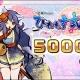 アピリッツ、式姫Project最新作『ひねもす式姫』でユーザー数5万人突破を記念したキャンペーンを実施