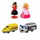 マクドナルド、「プラレール」と「リカちゃん」のおもちゃがセットになったハッピーセットを11月16日より発売
