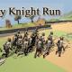 オルターボ、『Fantasy Knight Run』をリリース! 走って仲間を集めてドラゴン討伐を目指す個性的なランゲーム!