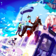 X.D. Global、謎の企画サイトを公開! 空中で疾走する電車に様々なキャラクターの姿…11月3日に続報発表か!?