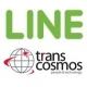トランスコスモスとLINE、新会社「transcosmos online communications株式会社」を設立…LINEを使った顧客サポートソリューションを提供