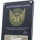 セガ、『PSO』シリーズ20周年プロジェクト「『PSO2』アークス勲章」の受注受付中 マイキャラクターの歴史を金属製カードにレーザー刻印