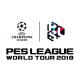 KONAMI、ウイイレNo.1プレーヤーを決めるeスポーツ世界選手権「PES LEAGUE WORLD TOUR 2018」がUEFA Champions League公式大会に