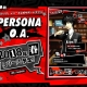 「ペルソナ」シリーズ公式アプリ『PERSONA O.A.』の事前登録者数が10万人を突破 副島成記氏の複製サイン入り色紙が当たるキャンペーンも実施