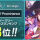 『ガルパ』でRAISE A SUILENの新曲「mind of Prominence」のウィークリー3位を記念して「スター×100」をプレゼント!