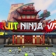【PSVR】豪Halfbrick、フルーツスライスアクション『Fruit Ninja VR』を日本国内で配信開始